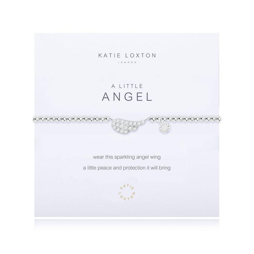 Katie Loxton - A Little Angel Necklace