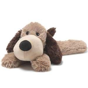 Warmies Brown Dog