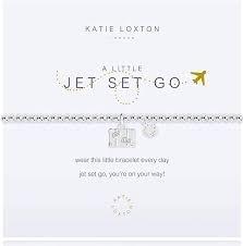 Katie Loxton - Jet Set Go Bracelet