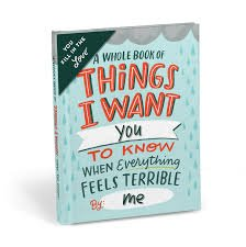 Things I Want You To Know Book