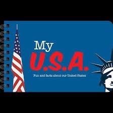 My USA Book