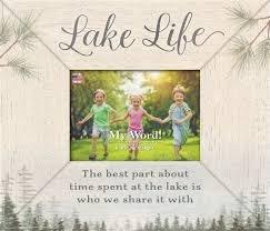 Lake Life Frame