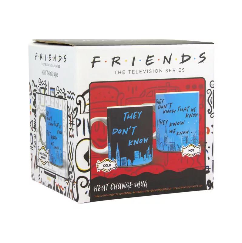 Friends - They Don't Know - Heat Change Mug