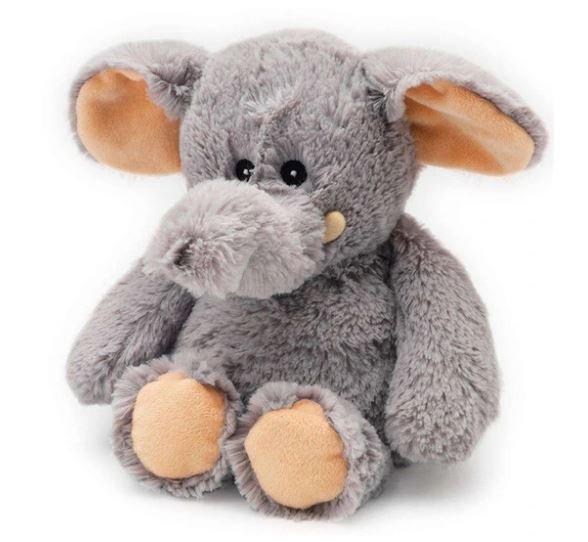 Warmies Gray Elephant