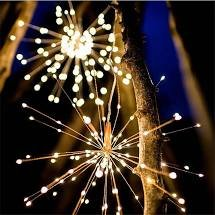 Fireworks Solar String Light