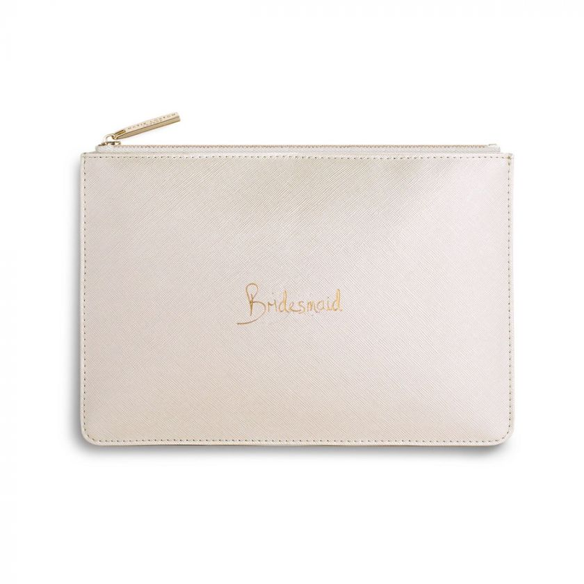 Katie Loxton - Perfect Pouch | Bridesmaid | Pearlescent