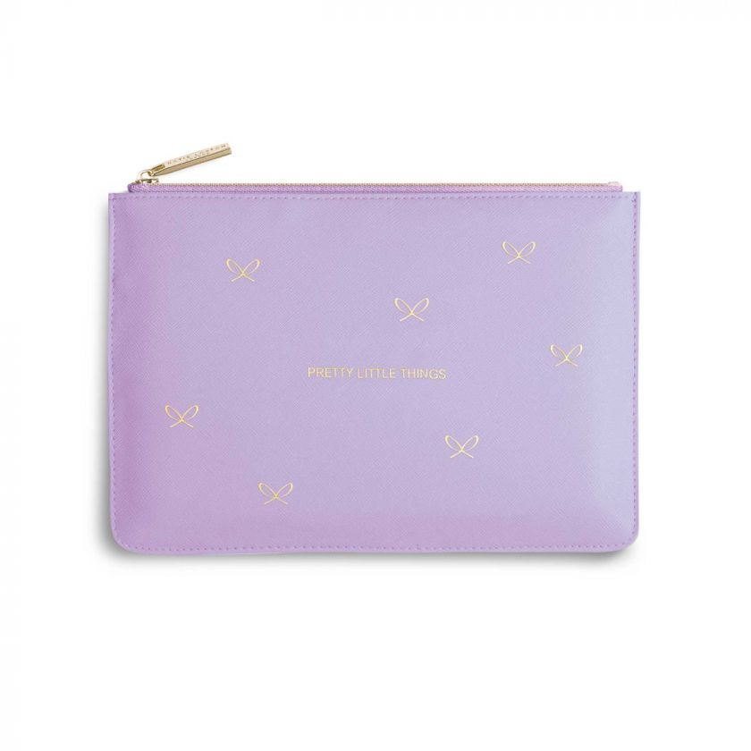 Katie Loxton - Perfect Pouch | Pretty Little Things | Purple
