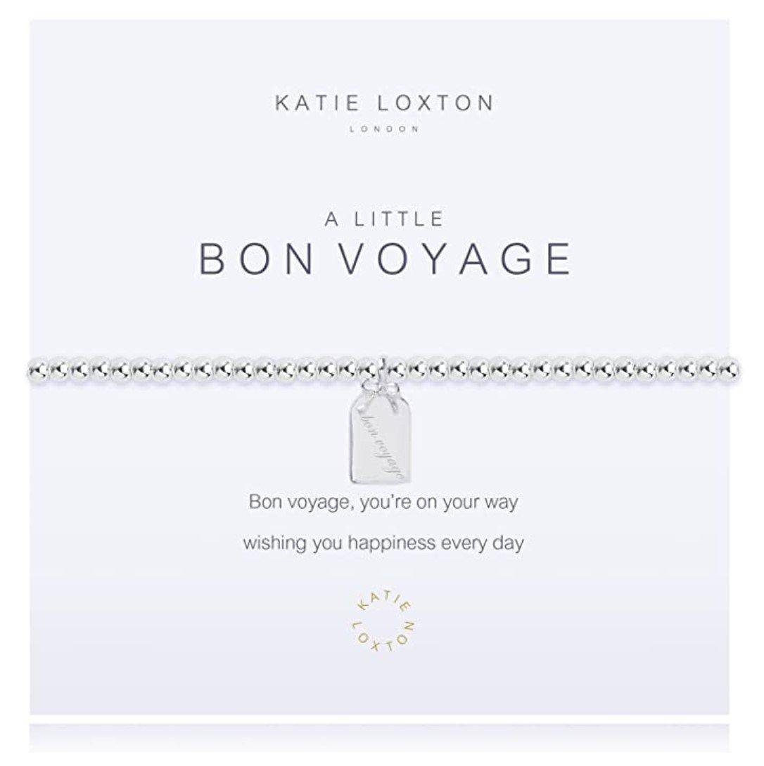 Katie Loxton - Bon Voyage Bracelet