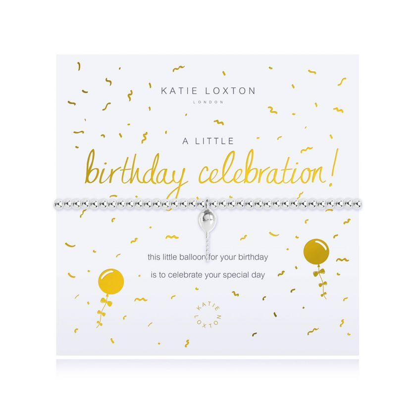 Katie Loxton - A Little Birthday Celebration Bracelet