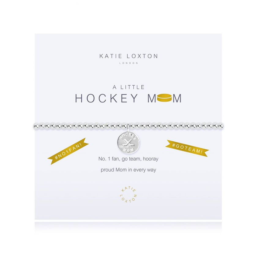 Katie Loxton - Hockey Mom Bracelet