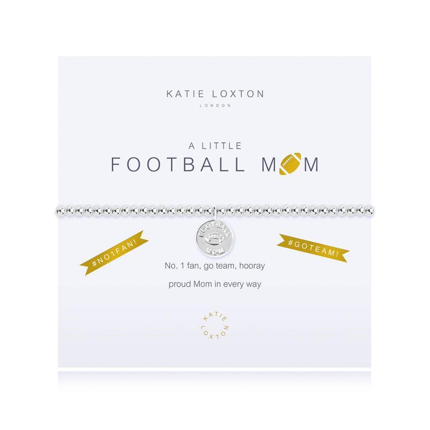 Katie Loxton - Football Mom Bracelet