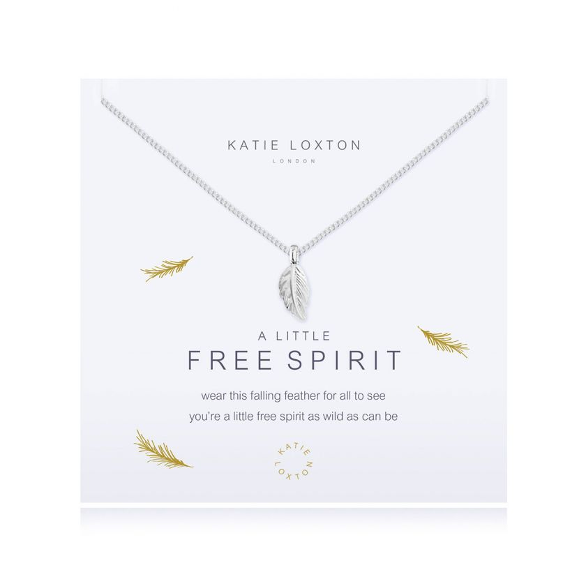 Katie Loxton - A Little Free Spirit Necklace