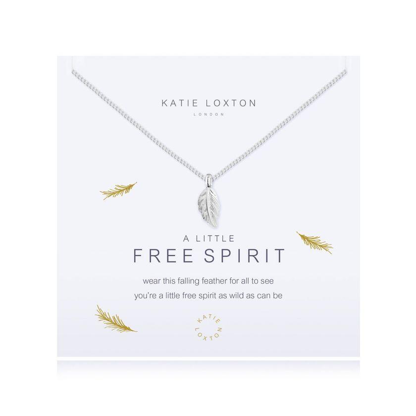 Katie Loxton - A Little Free Spirit Necklace