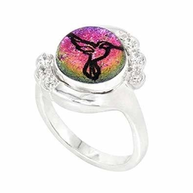 KR040 Embrace Ring Size 8