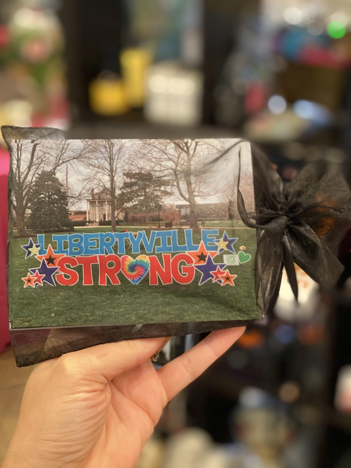 Libertyville Strong Gift Set - Pack of 5 Cards