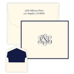 ON SALE! Personalized Notecards