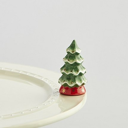 Nora Fleming Christmas Tree  - A173