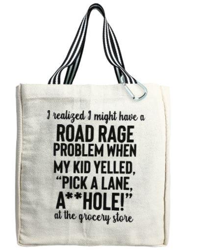 Road Rage Tote