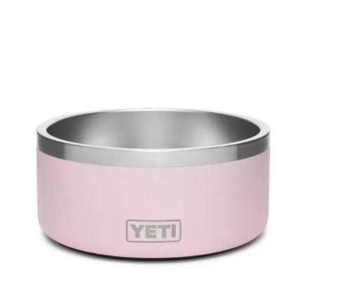 Yeti Ice Pink 4oz  Dog Bowl