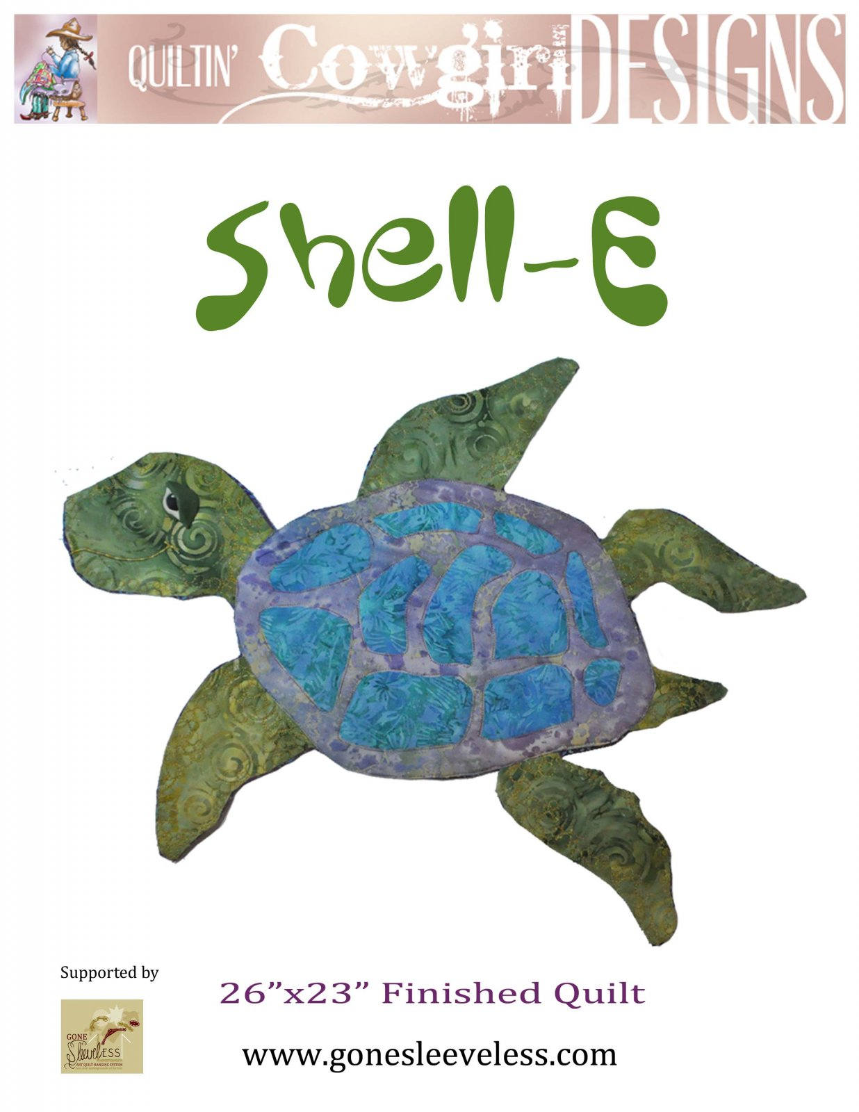 Shell-E - Happy Little Turtle