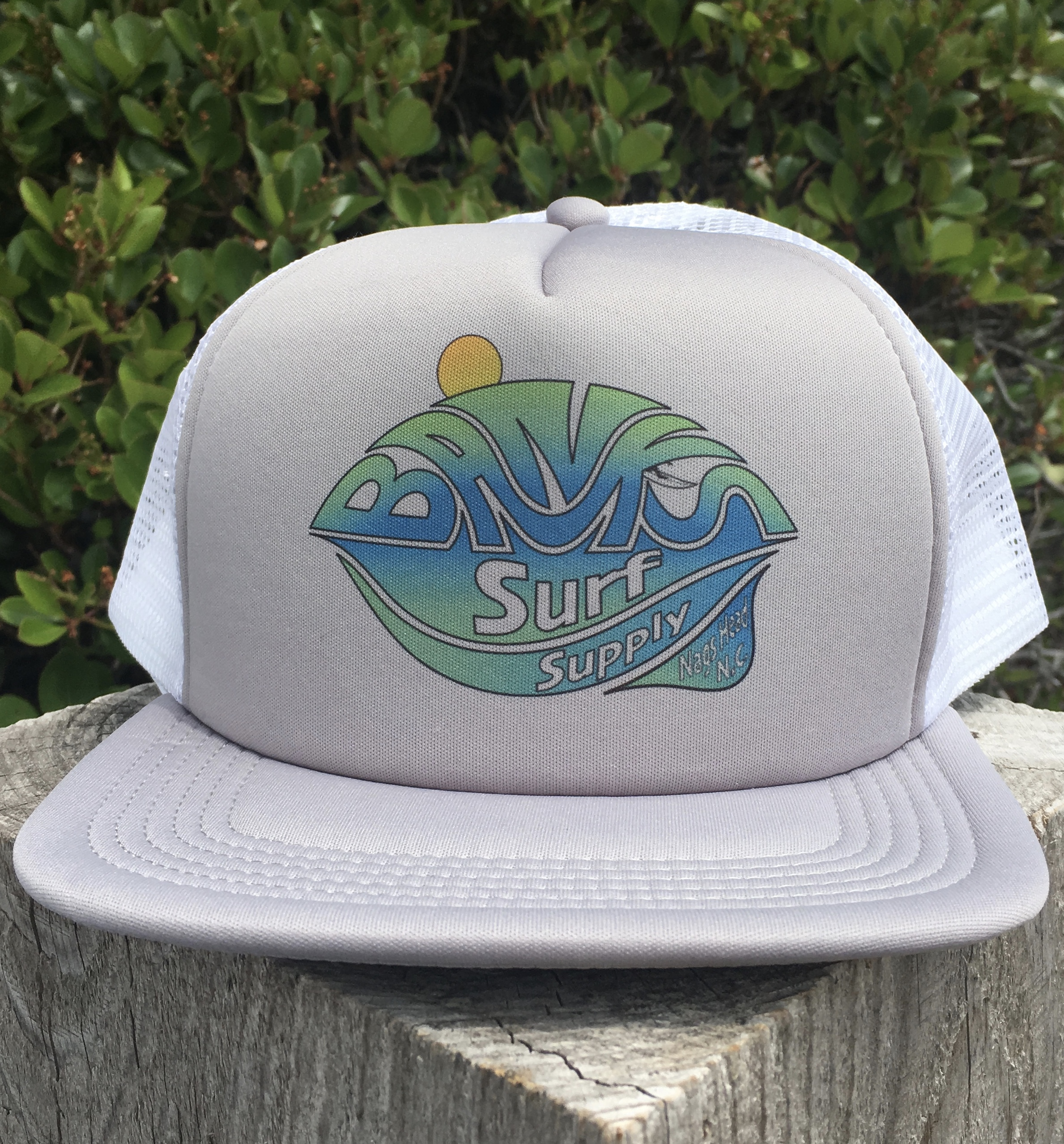 Banks Surf Supply A-Frame Trucker Hat