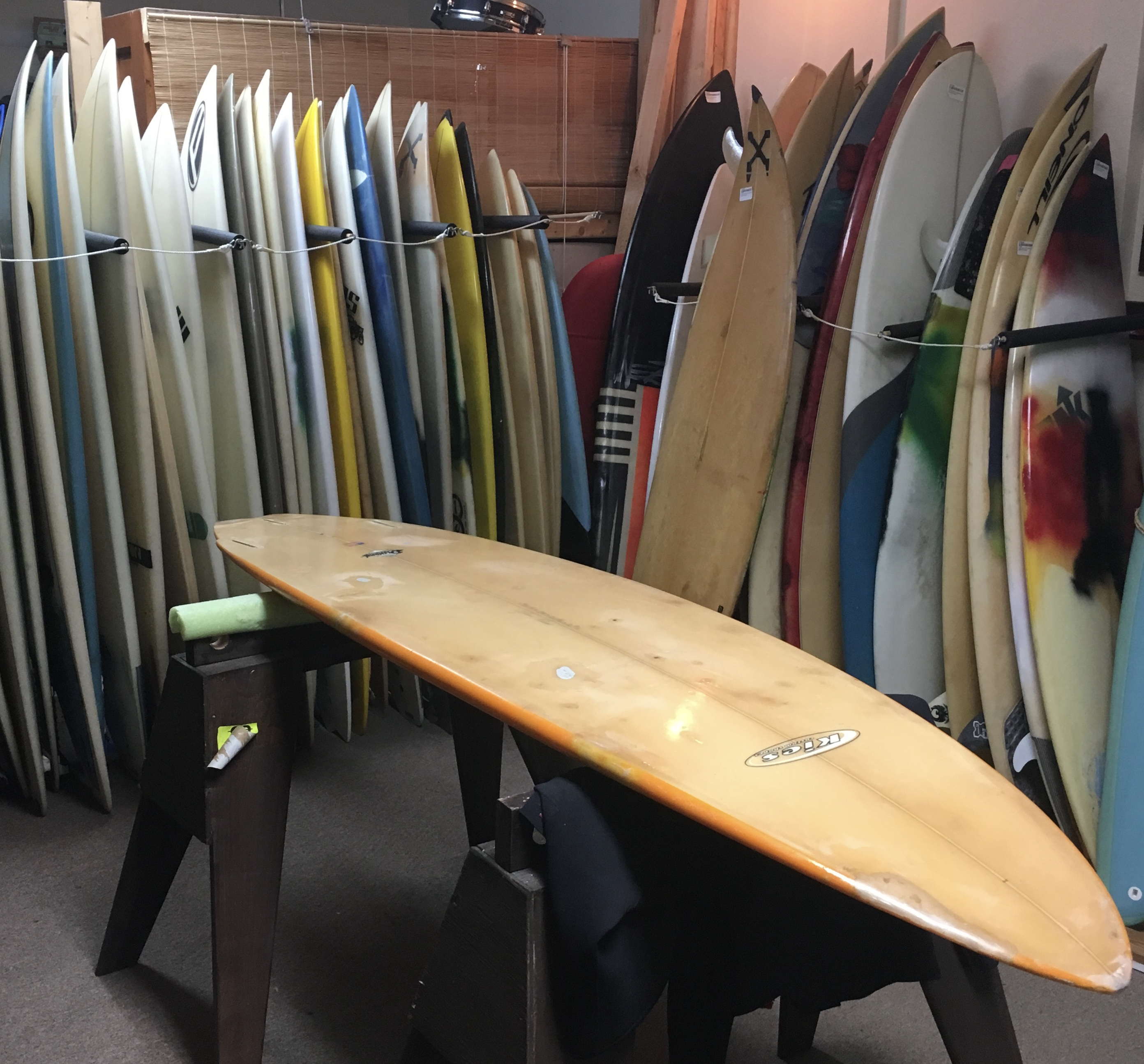 Used Surfboards