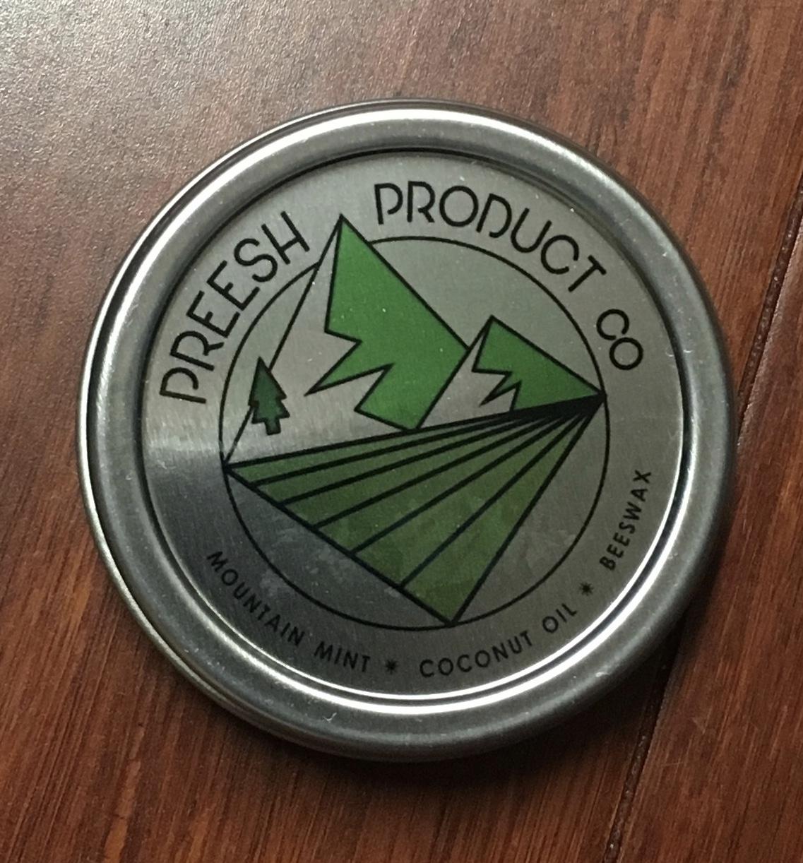Preesh's Mountain Mint Balmade