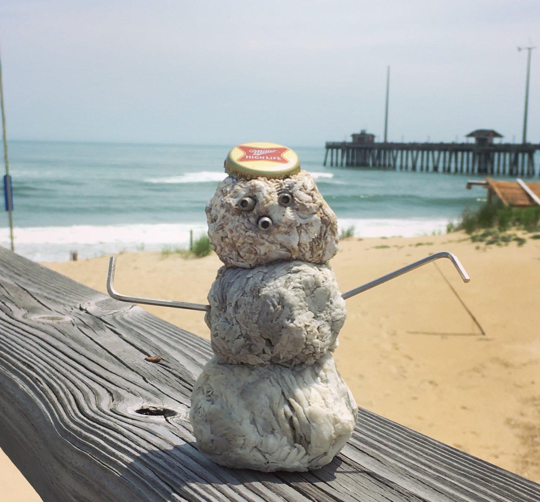 Surf Report Jennette's Pier