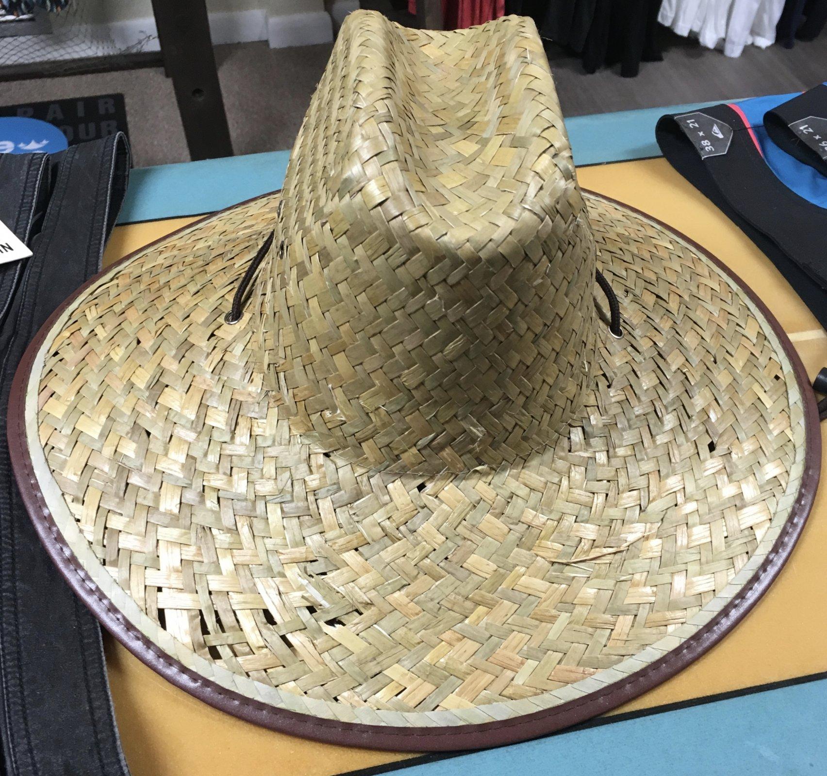 c2076d256b1611 Headhunter Classic Lifeguard Straw Hat - 9340935027262