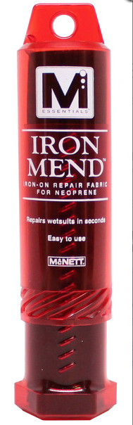 Iron Mend Wetsuit Patch