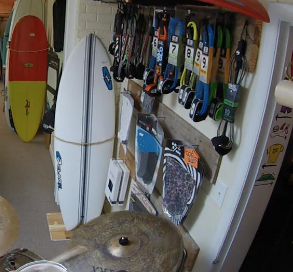Banks Surf TV