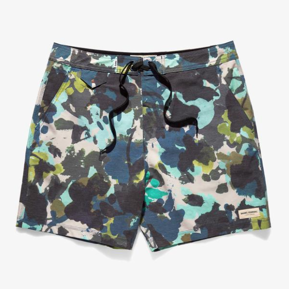Banks Business & Pleasure Co. Boardshort Combat
