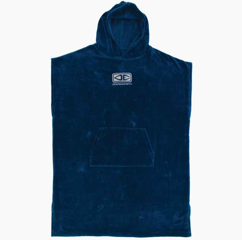 Ocean & Earth Corp Hooded Changing Poncho