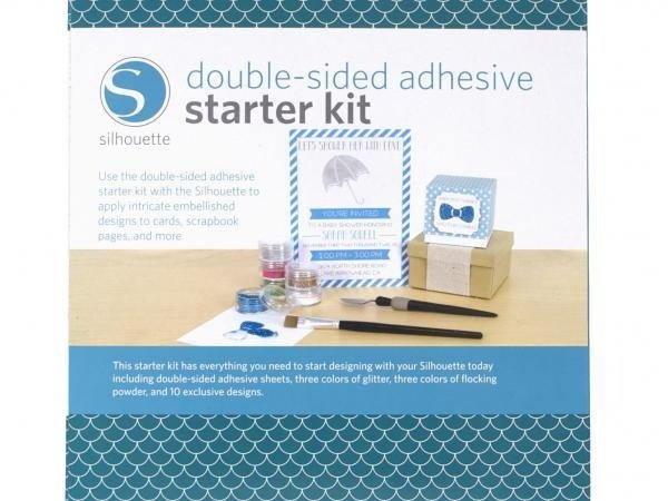 SilhouetteDouble-Sided Adhesive Starter Kit