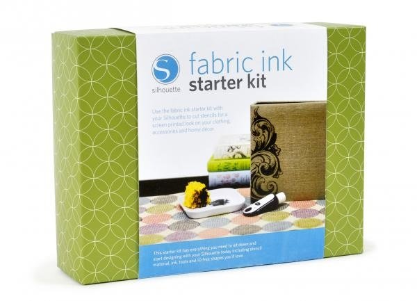 Fabric Ink KitSilhouetteKIT_INK