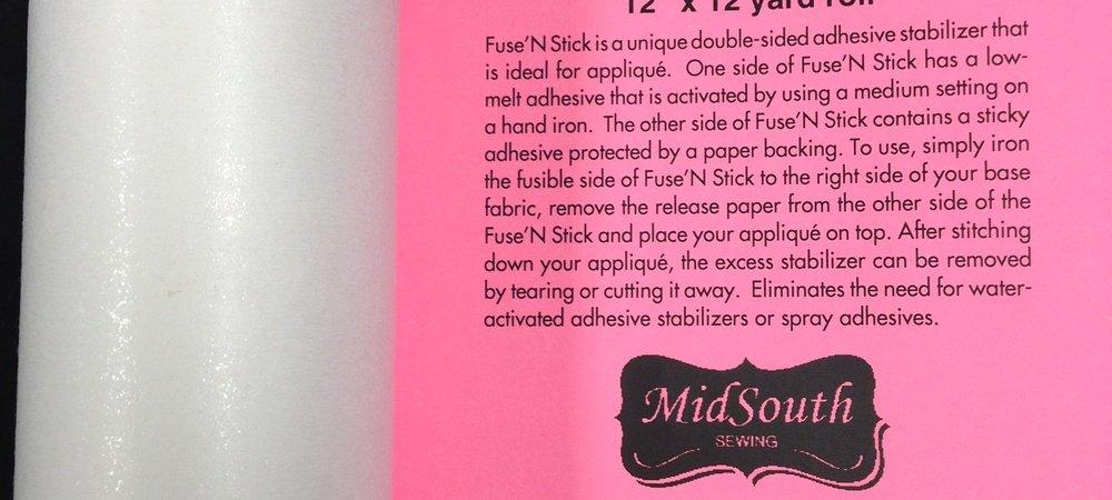 Fuse N Stick12x12ydH6401212K
