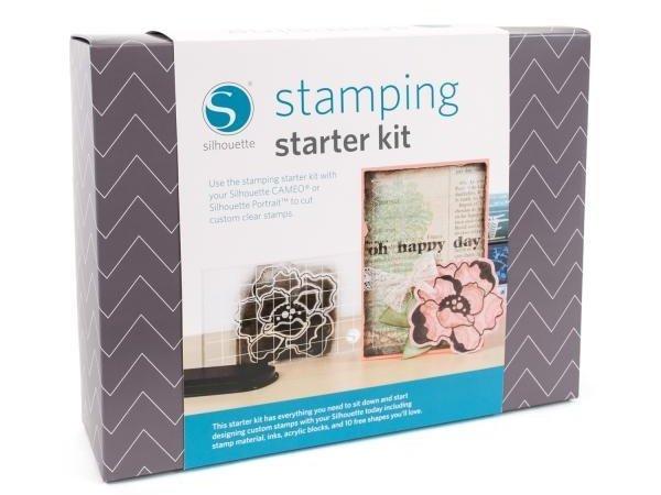 Silhouette Stamping Starter KitKit-Stamp