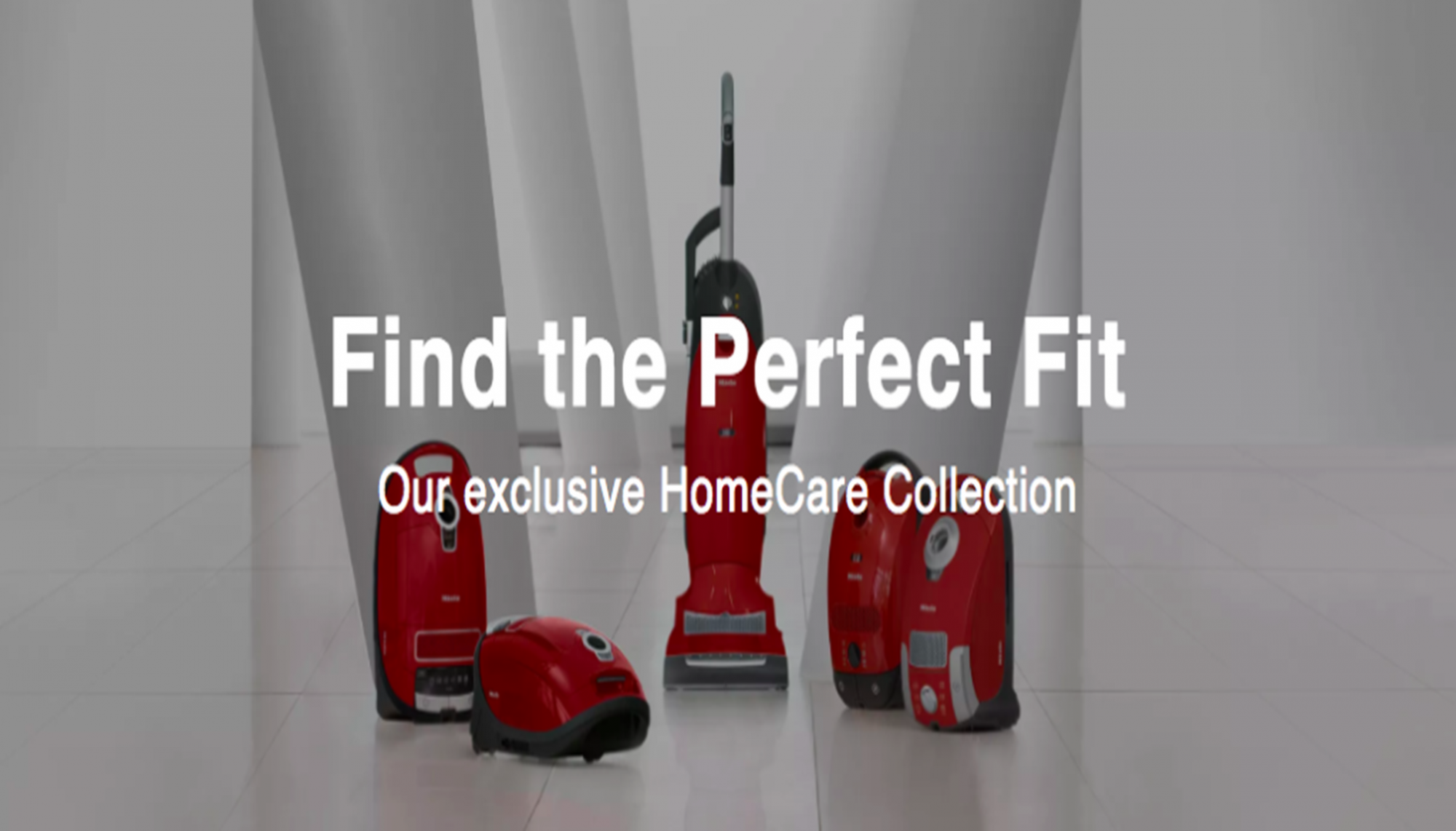 HomeCare Collection: The best vacuum in the industry deserves the best warranty in the industry.  5-year Bumper to Bumper, 10-year Motor