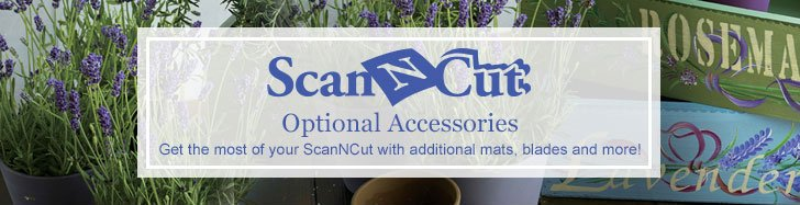 ScanNCut Accessories