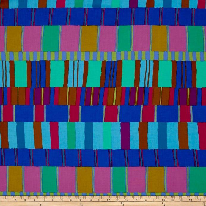 KF-Artisan Layered Stripe Blue