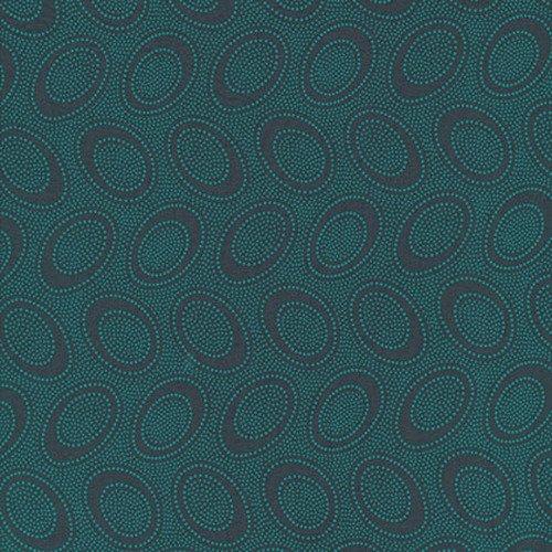 KF-Aboriginal Dot Charcoal