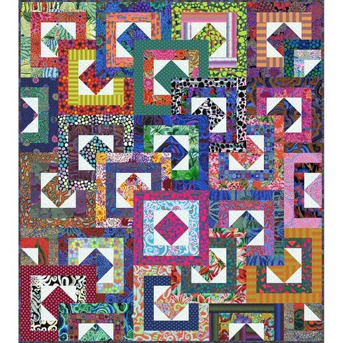 All Stacked Up Quilt Kit