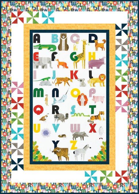 ABC Animals Kit inc binding
