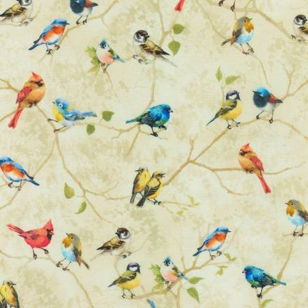 TT-Taupe Birds