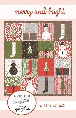 Gingiber Merry and Bright