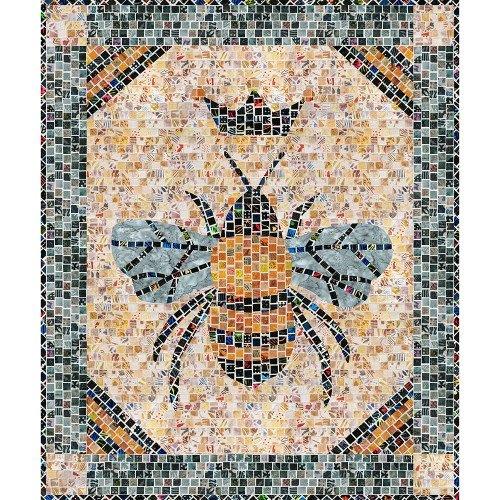 Mini Queen Bee Masterpiece Mosaic  Kit