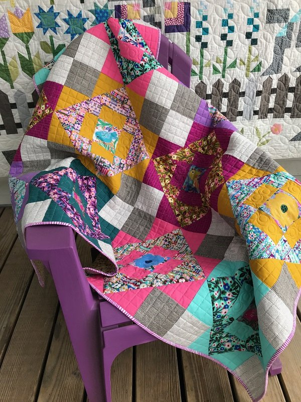 Meadlowland Quilt Kit w/pattern