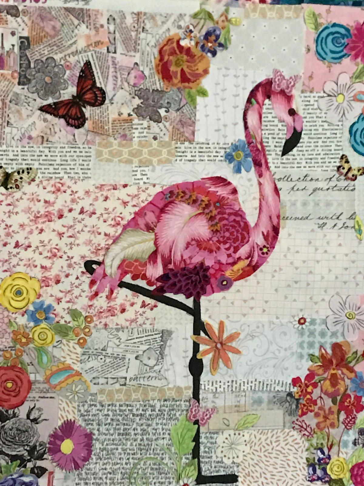 Teeny Tiny  Flamingo Kit