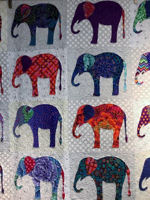 Elephants Kit no back/binding