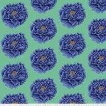 KF-Full Bloom Blue Wide Back